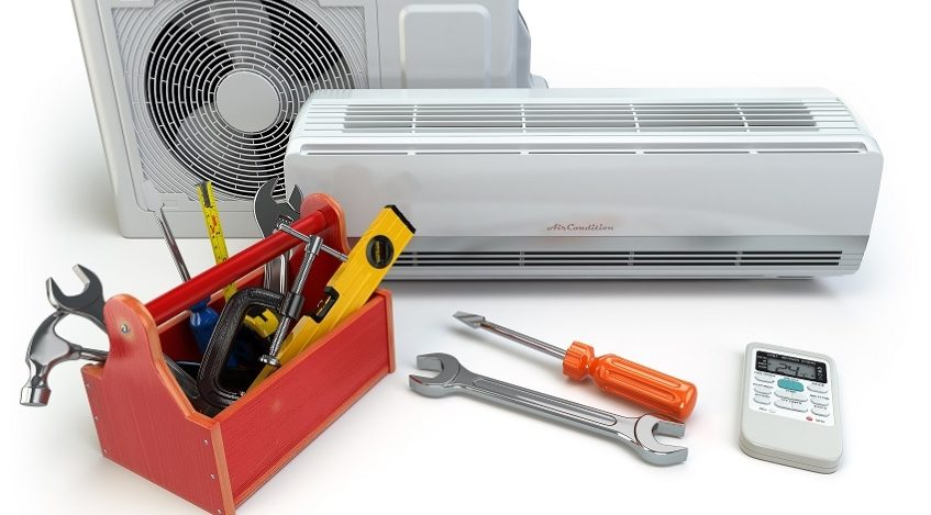 Handyman Air Conditioner Installation - San Diego Pro Handyman Service