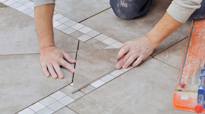 Tiling, grouting and re-sealing service - San Diego Pro Handyman Services