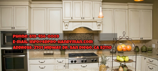 How To Reface Your Old Kitchen Cabinets San Diego Pro Hadyman
