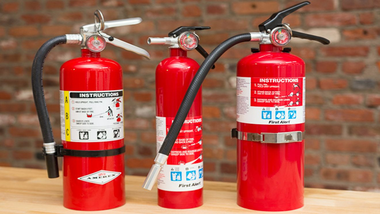 Do You Have Enough Fire Extinguishers San Diego Pro